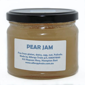 hopper Pear Jam 300g