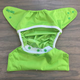 Willow Diaper Cover - Green