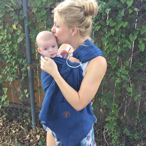 Willow Ring Sling - Peace