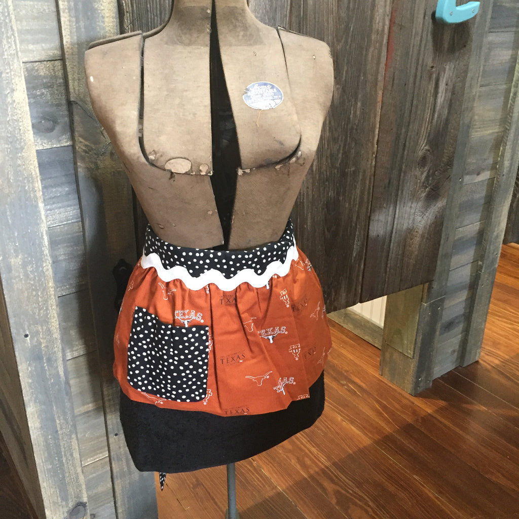 Sassy Aprons - University Of Texas Cutie