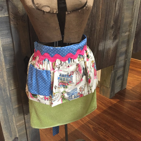 Sassy Aprons - Girly Chic