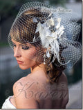 Birdcage Veil - High Fashion Karen