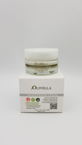 Olivella - Moisturizer Cream - Amarillo Grape and Olive