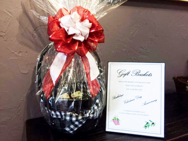 Gift baskets for any occasion!