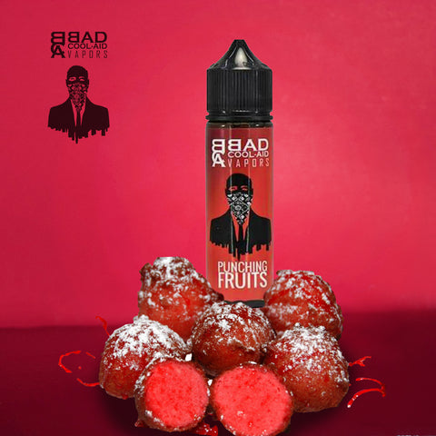 Punching Fruits - Fruit Punch Mix-flavored E-juice, E-Liquid, Bad Coilaid Vapors, Bad Coilaid Vapors