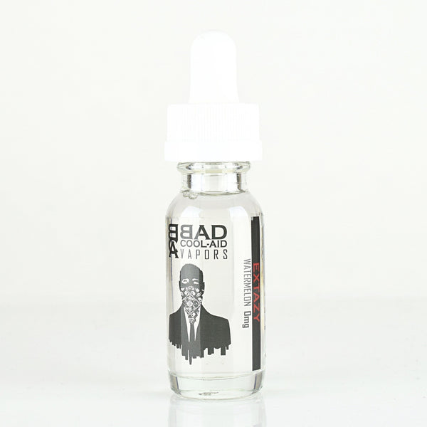 Hard Candy Extazy – Watermelon-flavored E-juice, E-Liquid, Bad Coilaid Vapors, Bad Cool-Aid Vapors