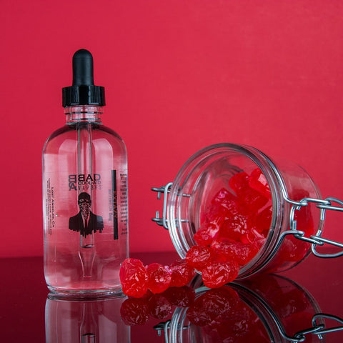 Hard Candy Extazy – Watermelon-flavored E-juice, E-Liquid, Bad Coilaid Vapors, Bad Coilaid Vapors