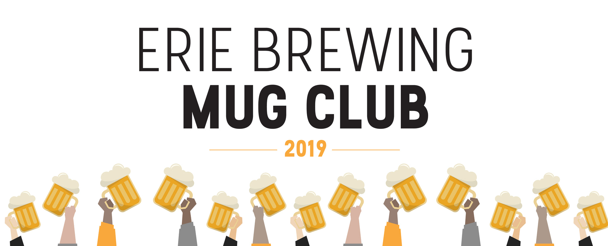 Erie Brewing Mug Club 2019