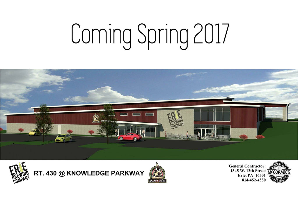 New Brewery 2017