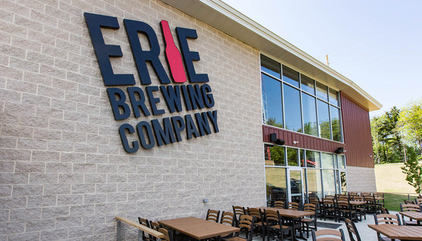 Erie Brewing Company new brewery