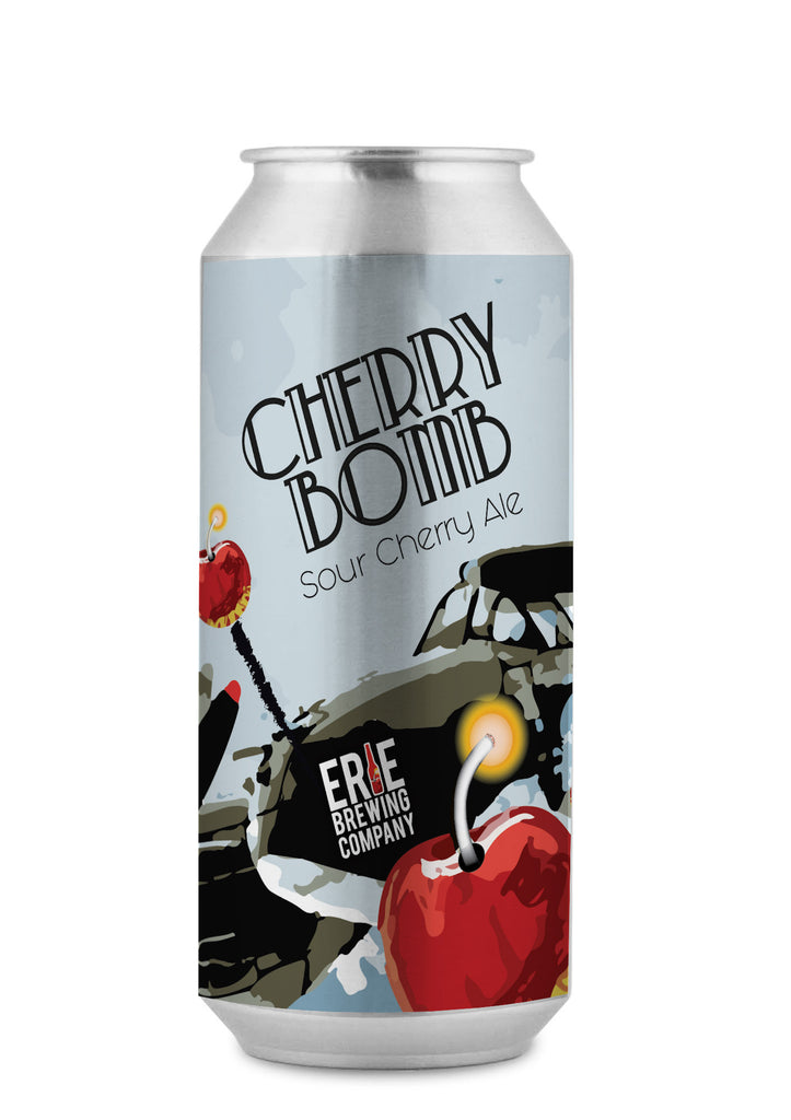 Cherry Bomb Erie Brewing Co