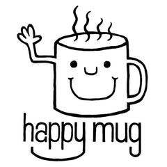 Happy Mug Logo / Edinboro, PA