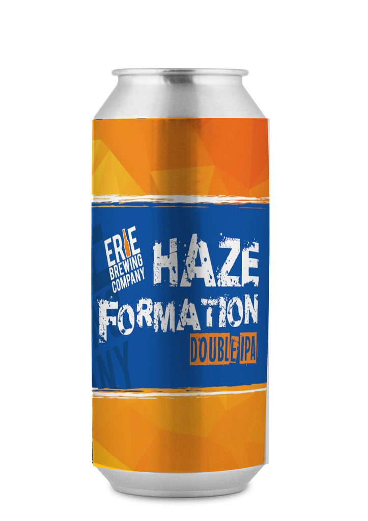 Haze Formation Erie Brewing Company