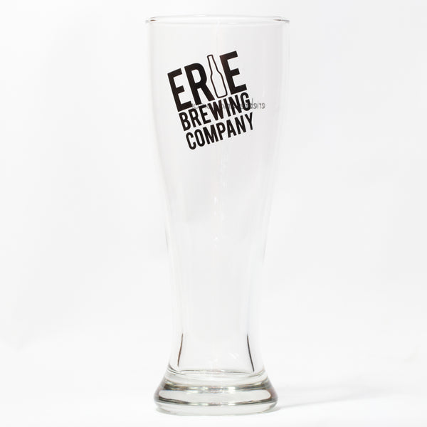 Pilsner Glass - Erie Brewing Company