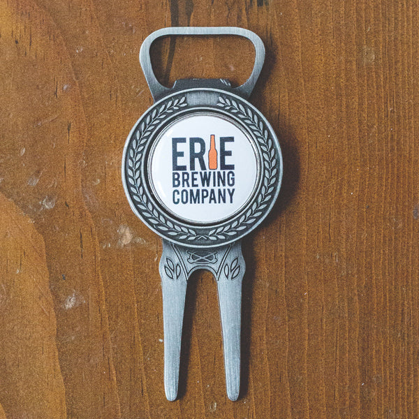 Bottle Opener Divot Tool w/ Ball Marker