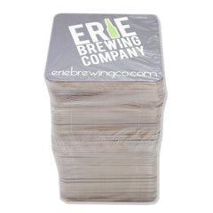 Cardboard Coasters (Wholesale) - Erie Brewing Company
