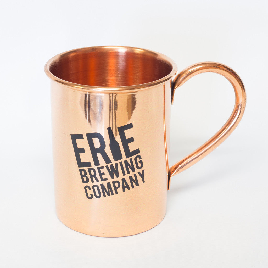 Copper Mugs (Wholesale) - Erie Brewing Company