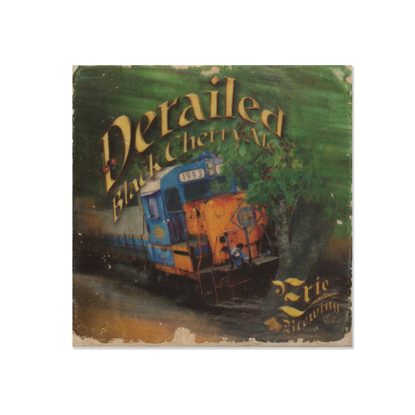 Stone Coasters (Wholesale) - Erie Brewing Company  - 1
