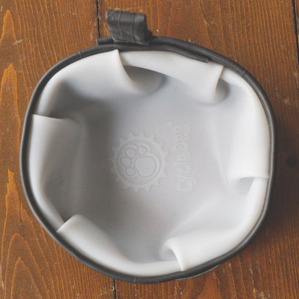 Erie Brewing Company Travel Dog Bowl