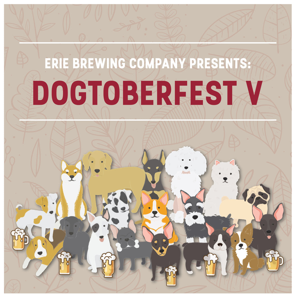 Dogtoberfest V Ticket