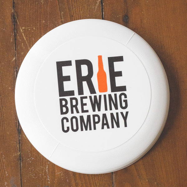 Erie Brewing Company Frisbee