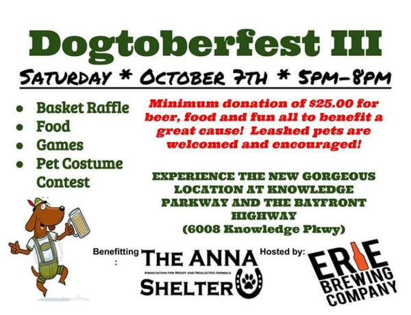 Dogtoberfest III Ticket