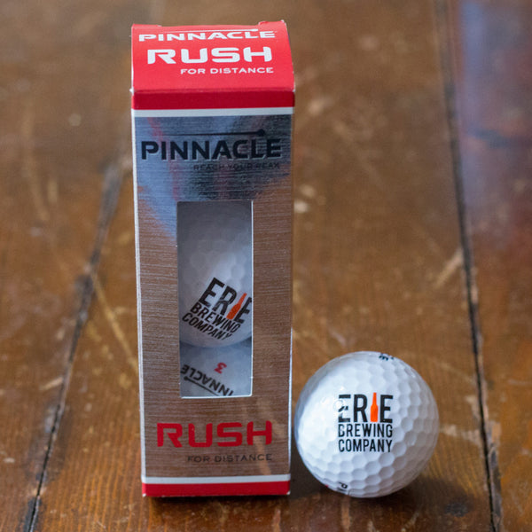 Pinnacle Rush Golf Ball Sleeve