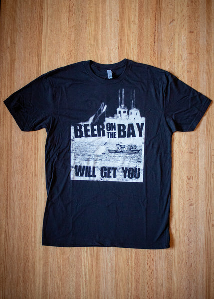 Beer On The Bay Tee
