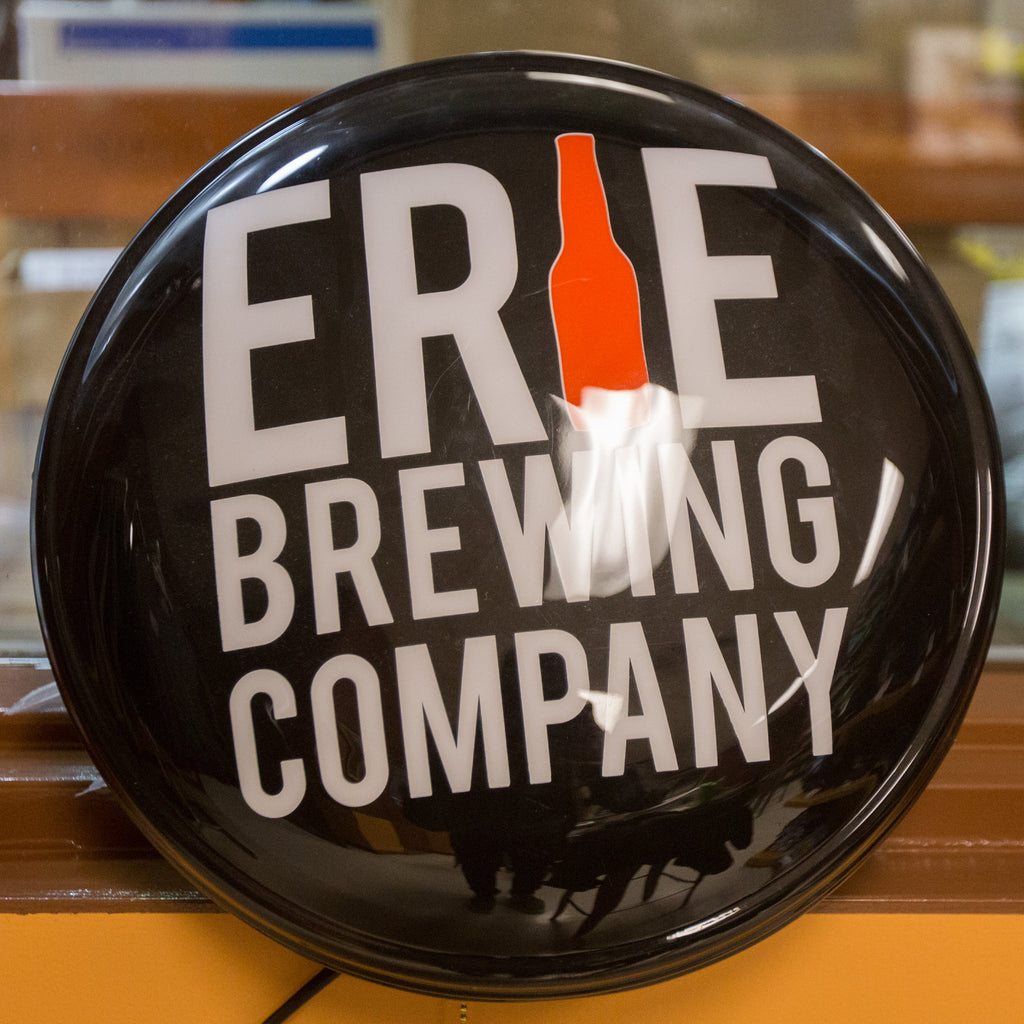 Pub Sign - Erie Brewing Company  - 2