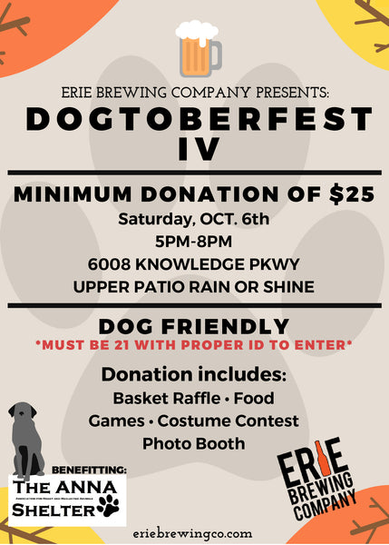 Dogtoberfest IV Ticket