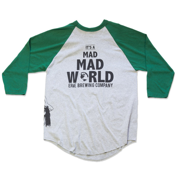 Mad Anthony Baseball Tee (Wholesale) - Erie Brewing Company  - 2