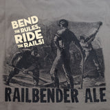 Unisex Railbender T-shirt (Wholesale) - Erie Brewing Company  - 2