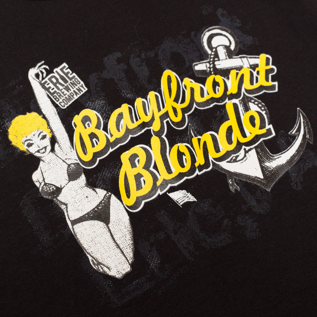 Men's Bayfront Blonde Tank - Erie Brewing Company  - 2