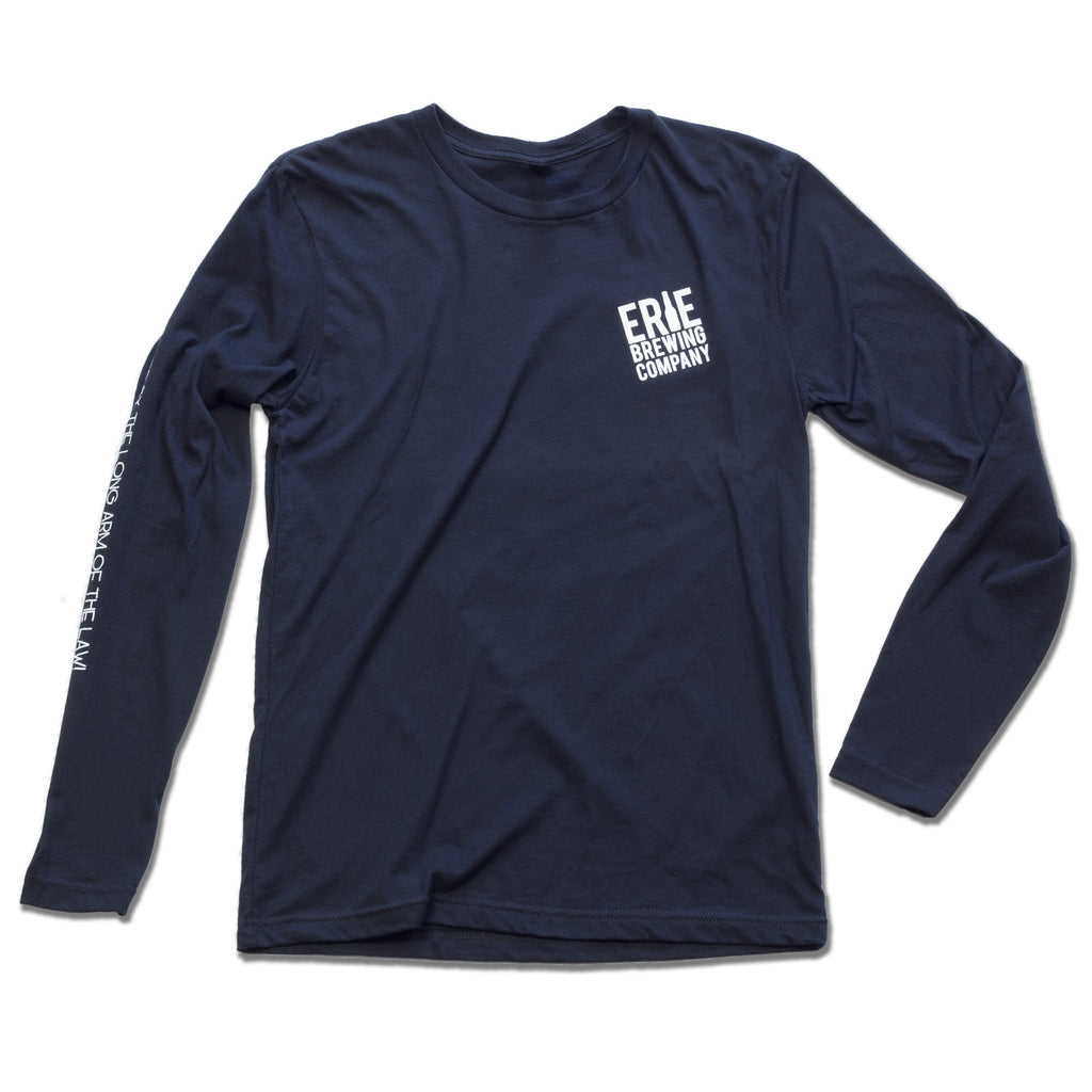 Ol' Red Long Sleeve - Erie Brewing Company  - 1