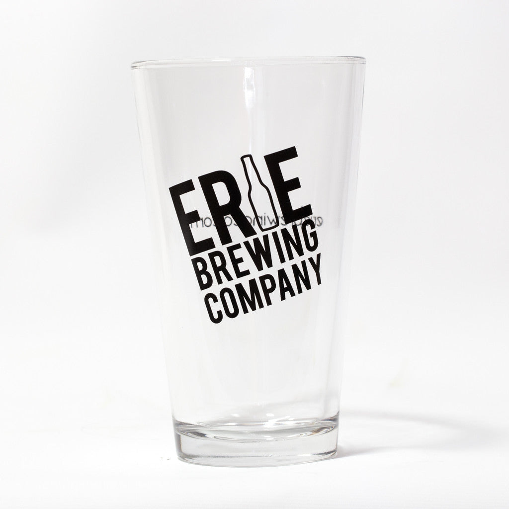 Pint Glass (Wholesale) - Erie Brewing Company