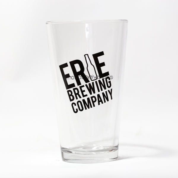 Pint Glass - Erie Brewing Company