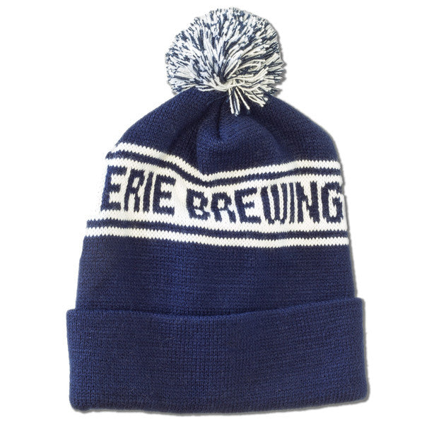 EBC Knit Hat (Wholesale) - Erie Brewing Company  - 1