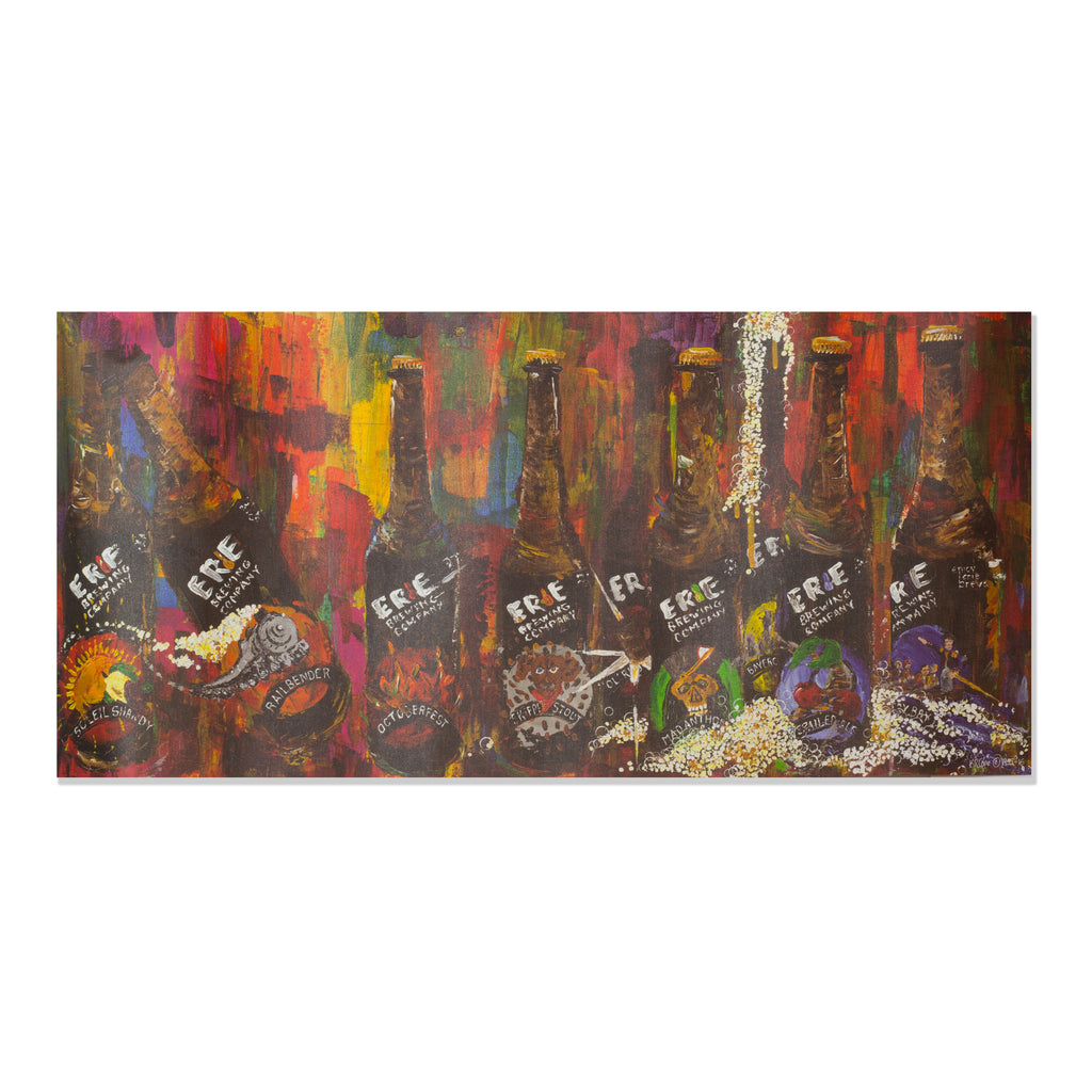 Erie Brewing Artist Series Poster (Wholesale) - Erie Brewing Company