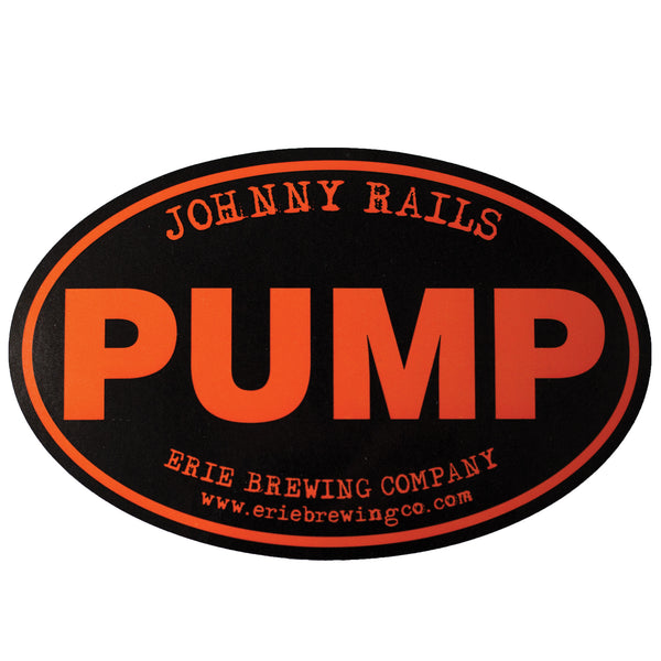 Pump Sticker - Erie Brewing Company