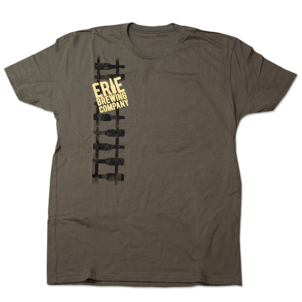 Unisex Railbender T-shirt (Wholesale) - Erie Brewing Company  - 1