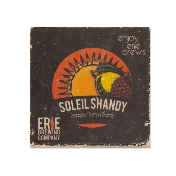 Stone Coasters (Wholesale) - Erie Brewing Company  - 7
