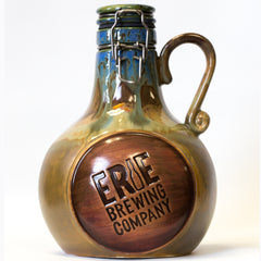 Stoneware Growler - Erie Brewing Company  - 1