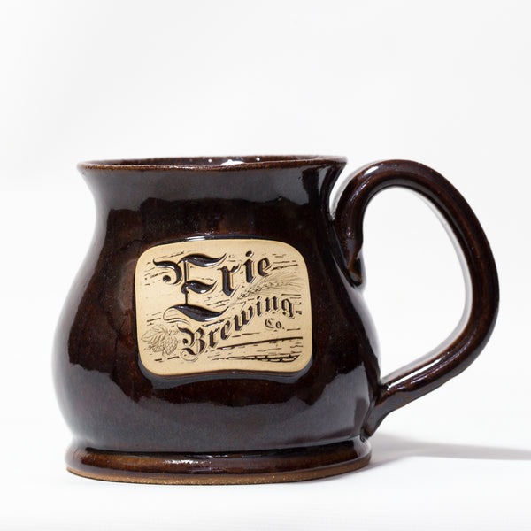 Potbelly Mug - Throwback Logo - Erie Brewing Company
