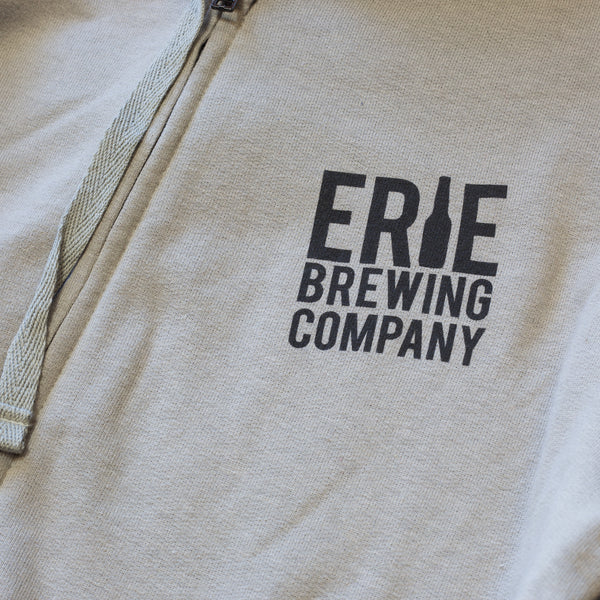 EBC Zipper Hoodie - Erie Brewing Company  - 4
