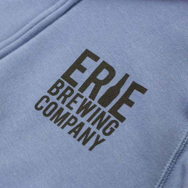 EBC Zip-Up Hoodie - Erie Brewing Company  - 5