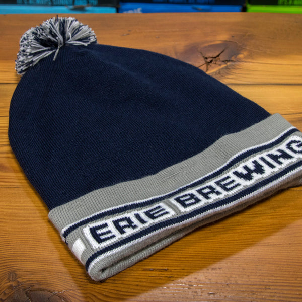 Erie Brewing Knit Hat Beanie