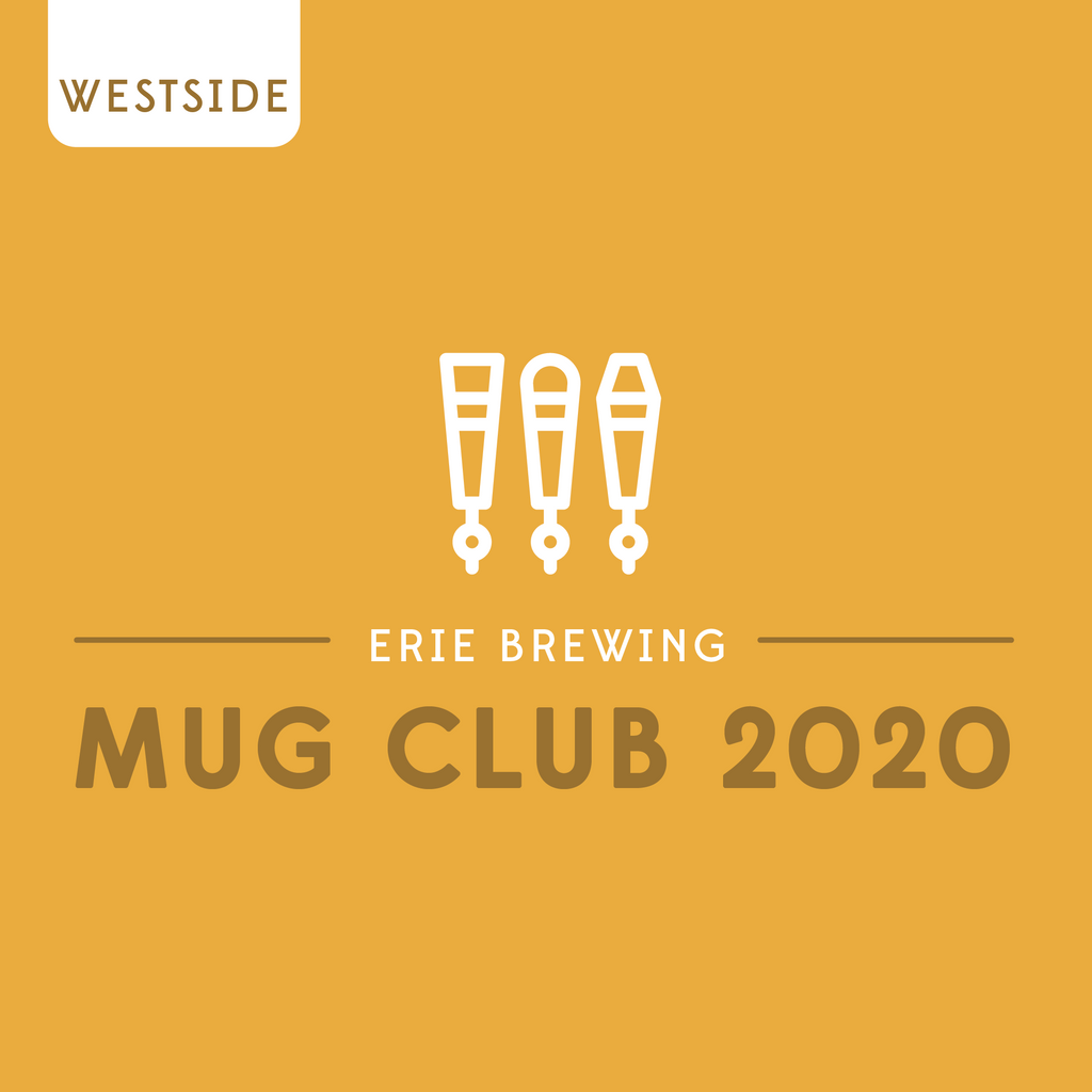 Mug Club Membership (WESTSIDE)