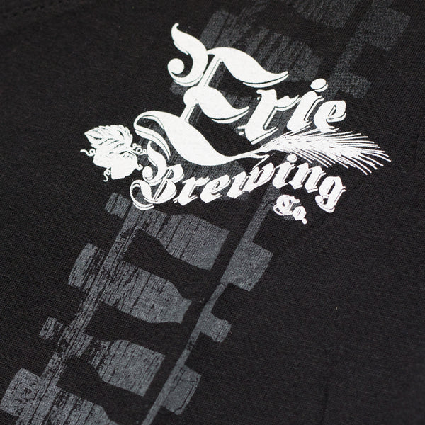 Woman's Throwback V-Neck - Erie Brewing Company  - 5