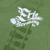 Woman's Throwback V-Neck - Erie Brewing Company  - 6