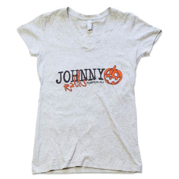 Woman's Johnny Rails T-shirt - Erie Brewing Company  - 1